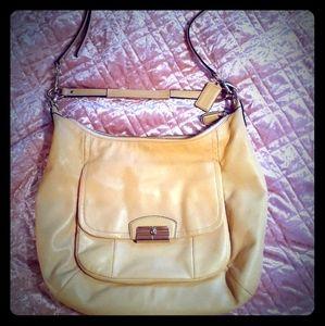 Coach hobo style Kristin bag